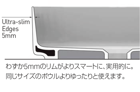 ULTRA SLIM EDGE5mm
